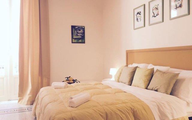 Отель Sopracentro B&B Италия, Палермо - отзывы, цены и фото номеров - забронировать отель Sopracentro B&B онлайн комната для гостей