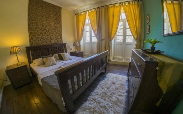 Berat Backpackers Hostel комната для гостей