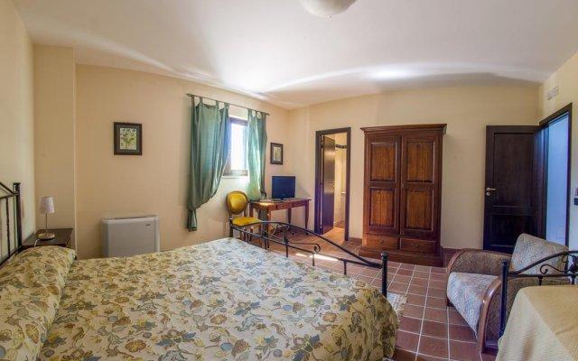 Отель La Meridiana del Matese Казапулла комната для гостей