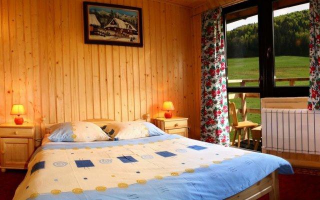 Отель U Kysiakow комната для гостей