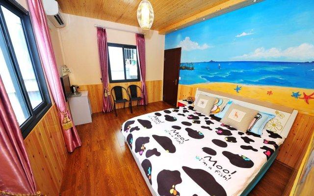 Отель Meet The Ocean Китай, Сямынь - отзывы, цены и фото номеров - забронировать отель Meet The Ocean онлайн комната для гостей