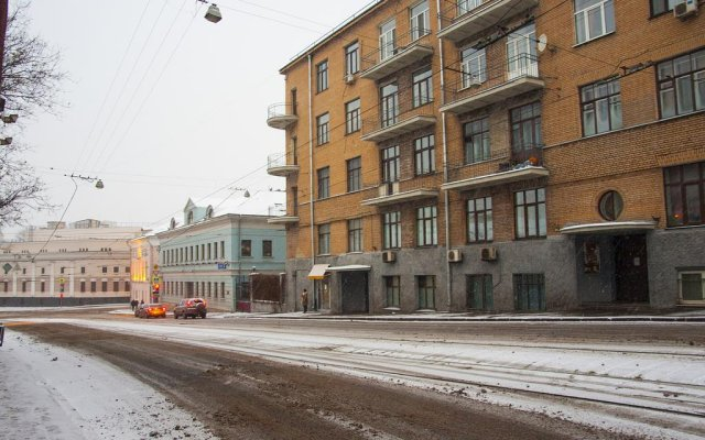 Гостиница Hostels Rus Kitay Gorod вид на фасад