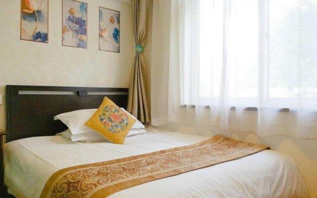 Отель Hutong Impressions Beijing Guesthouse Китай, Пекин - отзывы, цены и фото номеров - забронировать отель Hutong Impressions Beijing Guesthouse онлайн комната для гостей