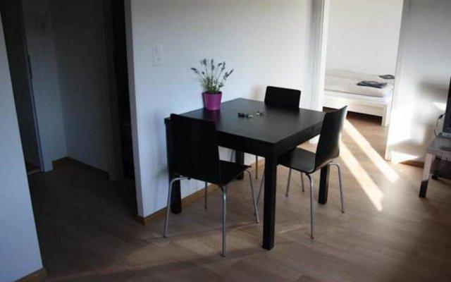 Апартаменты Letzigrund Apartments комната для гостей