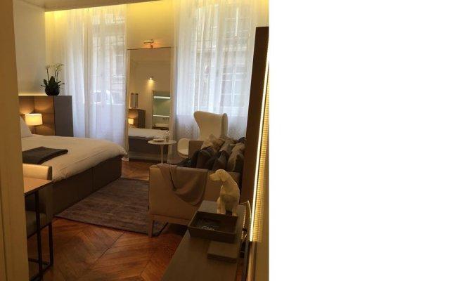 Отель Cirque Deluxe Studio Apartment Франция, Париж - отзывы, цены и фото номеров - забронировать отель Cirque Deluxe Studio Apartment онлайн комната для гостей