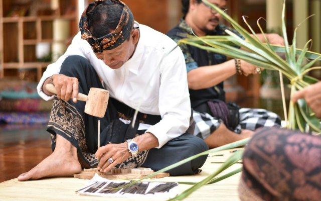 Отель Ayodya Resort Bali Индонезия, Бали - - забронировать отель Ayodya Resort Bali, цены и фото номеров спа