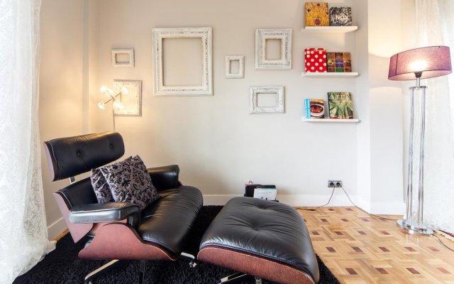 Апартаменты Apartment Castellana Design Deluxe комната для гостей