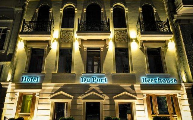 Отель Du Port Hotel Азербайджан, Баку - 1 отзыв об отеле, цены и фото номеров - забронировать отель Du Port Hotel онлайн вид на фасад