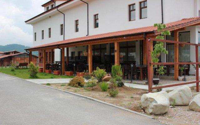 Hotel Podkovata вид на фасад