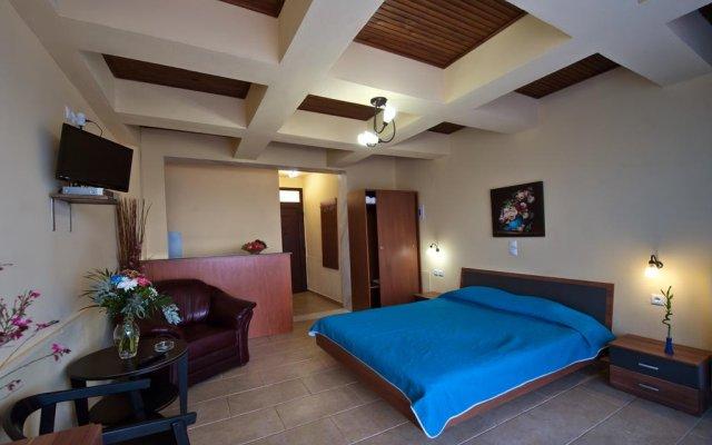 Апартаменты Seydnaya Apartments & Studios Ситония комната для гостей