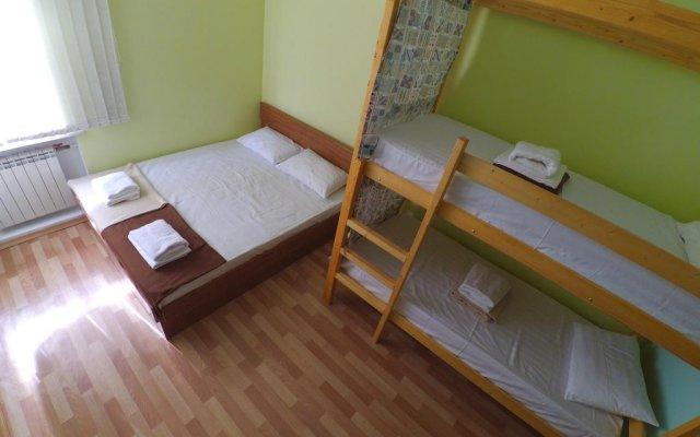 Hostel ProletKult комната для гостей