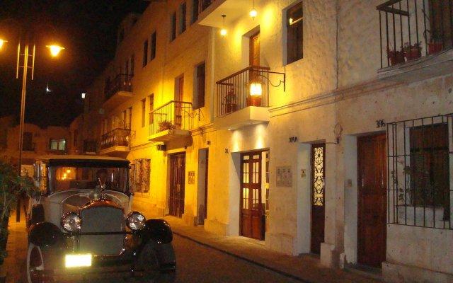Tambo del Solar Hotel 0