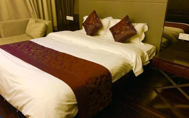 Отель Guangzhou HipHop Apartment Poly World Trade Branch Китай, Гуанчжоу - отзывы, цены и фото номеров - забронировать отель Guangzhou HipHop Apartment Poly World Trade Branch онлайн комната для гостей