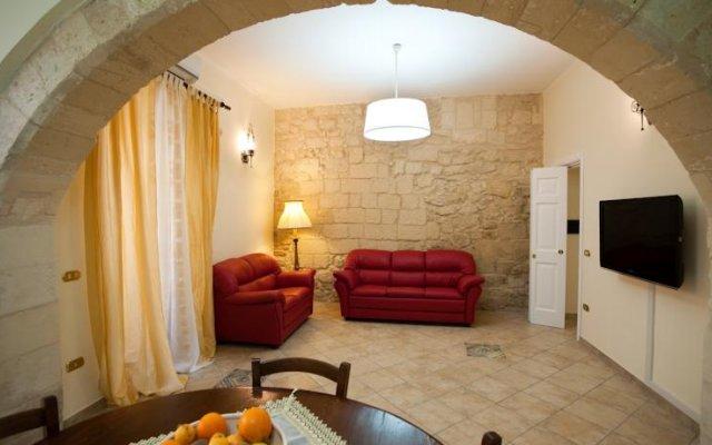 Отель Le Antiche Mura Лечче комната для гостей