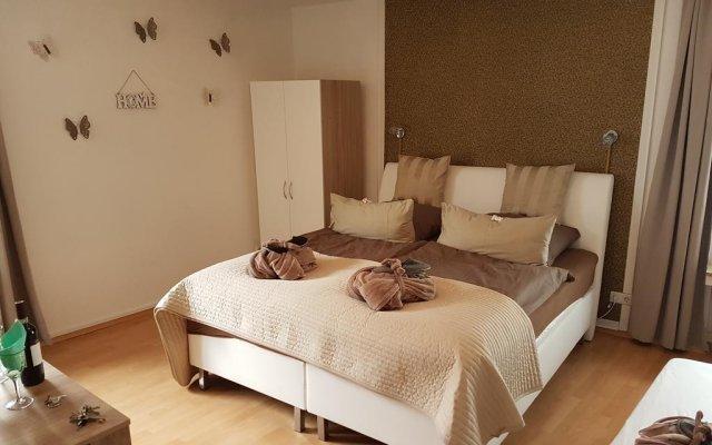 Апартаменты Apartment Cologne City Кёльн комната для гостей