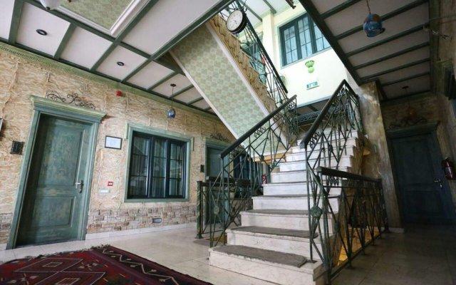 Бутик-отель Museum Inn вид на фасад