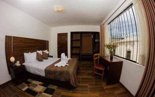 Hotel Conde de Lemos Arequipa 1