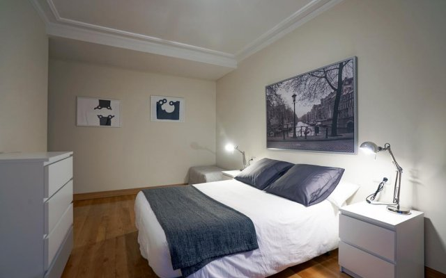 Апартаменты SanSebastianForYou Zabaleta Apartment комната для гостей