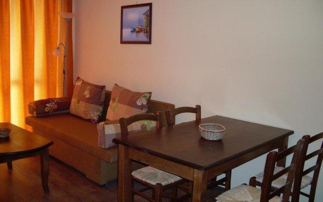 Condo Hotel Valentina Аврен комната для гостей
