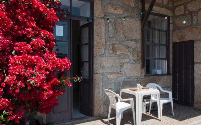 Апартаменты Oporto City Flats - Bairro Ignez Apartments вид на фасад