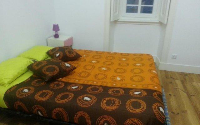 Lisbon Gambori Hostel комната для гостей