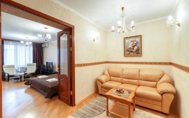 Апартаменты Miracle Apartments Смоленская комната для гостей