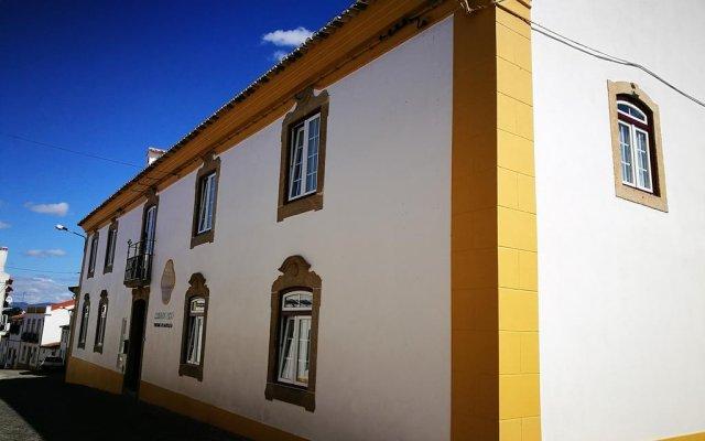 Отель Casa do Peso вид на фасад