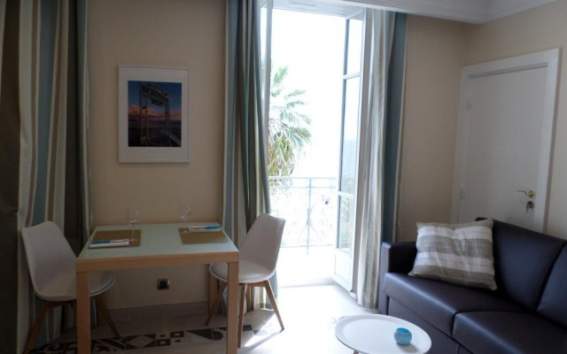 Апартаменты Apartment - Promenade des Anglais комната для гостей