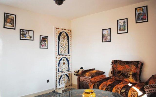 Отель Appartement Anatim Марокко, Уарзазат - отзывы, цены и фото номеров - забронировать отель Appartement Anatim онлайн комната для гостей