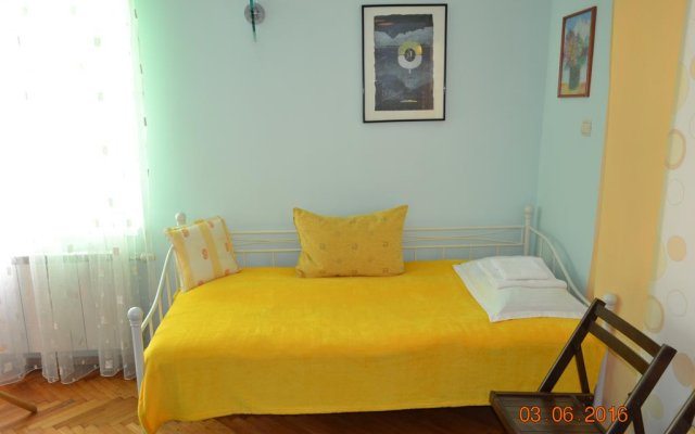 Апартаменты Мумин 1 комната для гостей