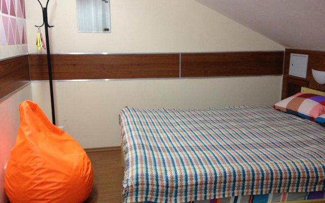 Hostel Cherdak Ярославль комната для гостей