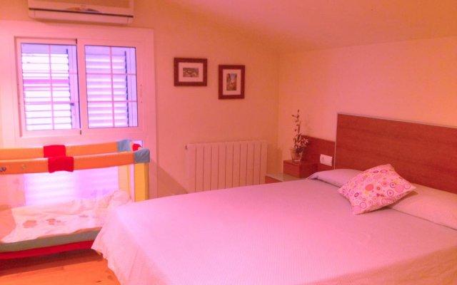 Отель Casa de la Playa Tamesís 12 комната для гостей