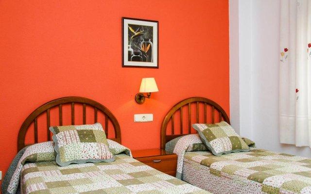 Отель Pension Numancia комната для гостей