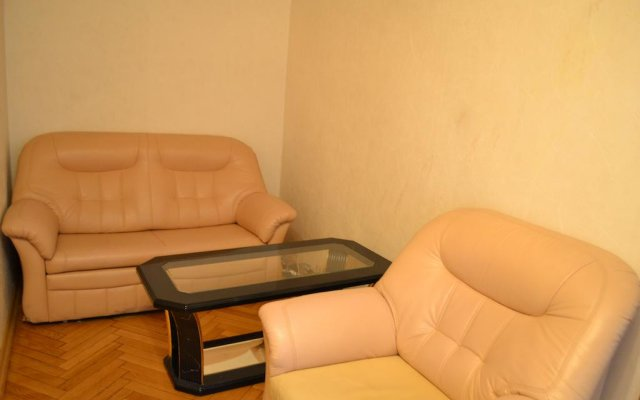 Апартаменты Apartments on Chetvertaia Yamskaia комната для гостей