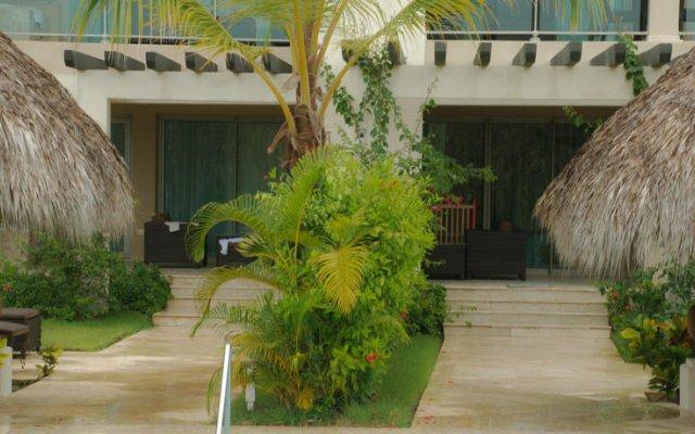Отель The Reserve at Paradisus Palma Real - Все включено вид на фасад