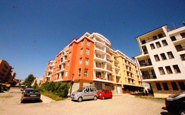 Отель Menada Sunny Day 1 Apartments Болгария, Солнечный берег - отзывы, цены и фото номеров - забронировать отель Menada Sunny Day 1 Apartments онлайн