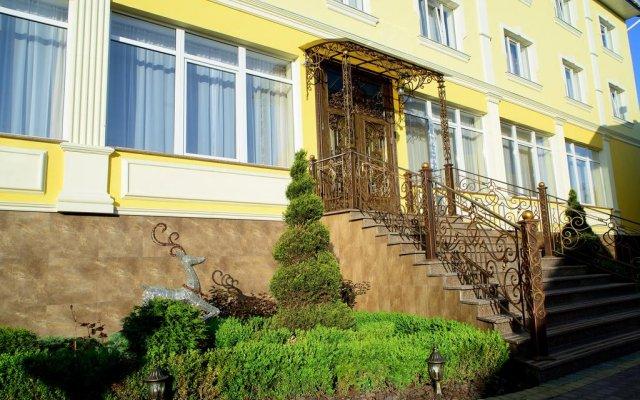 Гостиница Argo Premium вид на фасад