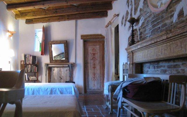 Отель Casina Badoer Адрия комната для гостей