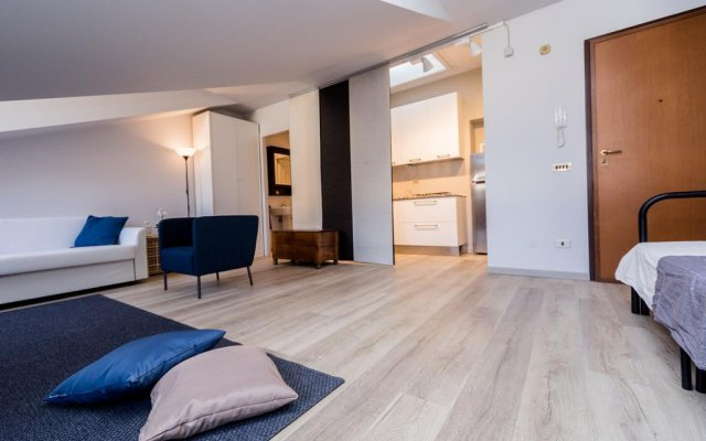 Отель Torino Sweet Home Massena комната для гостей