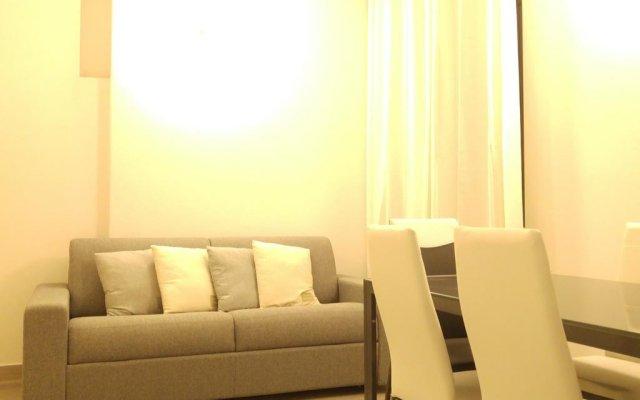Отель Il Cuore del Borgo Боргомаро комната для гостей