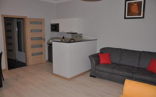 Отель Amber Apartments Польша, Гданьск - отзывы, цены и фото номеров - забронировать отель Amber Apartments онлайн комната для гостей