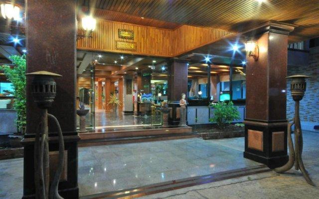 Grand Sea View Resotel Hotel вид на фасад