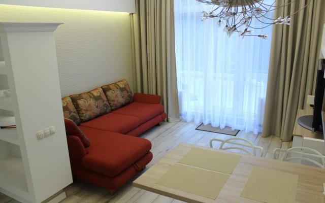 Гостиница Arcadia Lounge Одесса комната для гостей