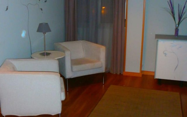 Santana Hotel Паласуэлос-де-Эресма удобства в номере