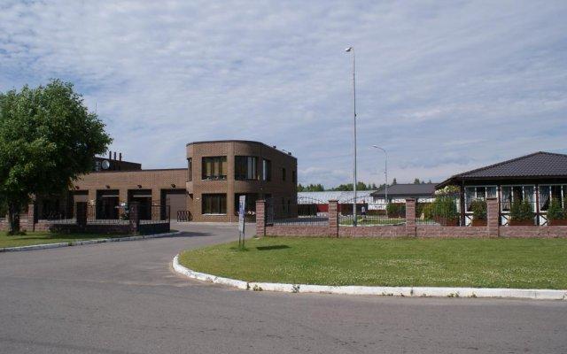 Гостиница Noteburg вид на фасад