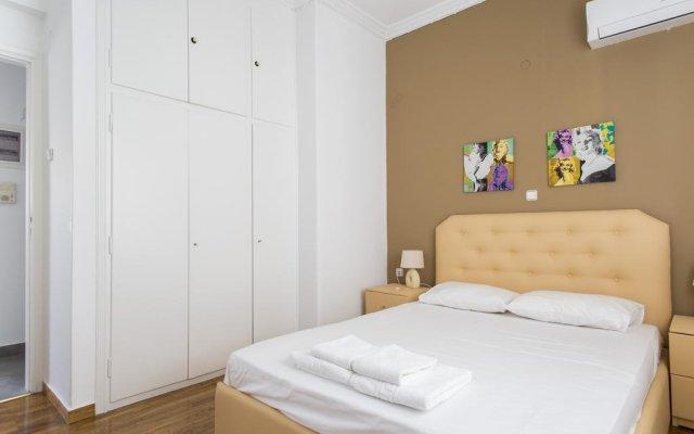 Отель Pedion Areos Park 4 Center 4 комната для гостей