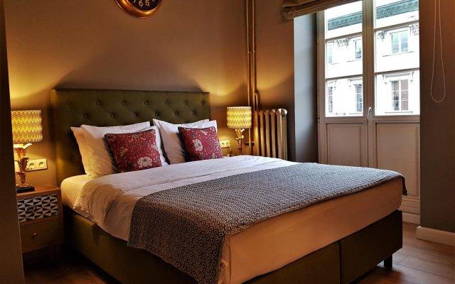 Апартаменты SleepWell Apartments Nowy Swiat комната для гостей