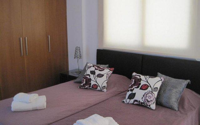 Отель Polyxenia Isaak Pelagos Villa Кипр, Протарас - отзывы, цены и фото номеров - забронировать отель Polyxenia Isaak Pelagos Villa онлайн комната для гостей