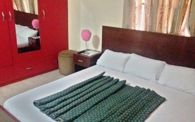The Dons Suite Hotel комната для гостей