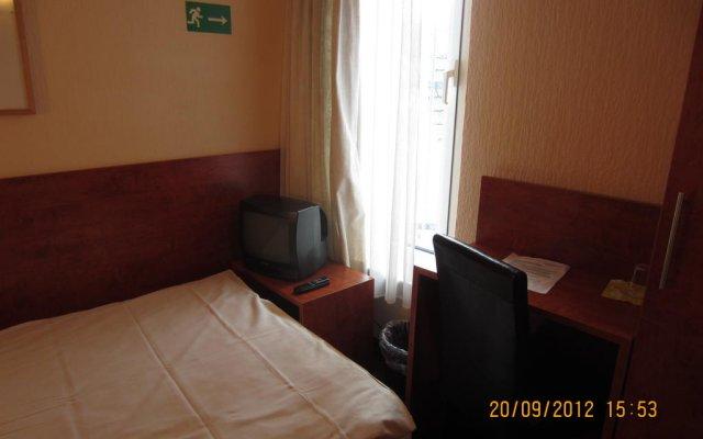 Hotel Haus Rheinblick Дюссельдорф комната для гостей
